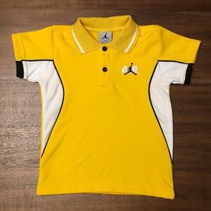 Nike Air Jordan Polo Shirt. Boys 24 MOS.